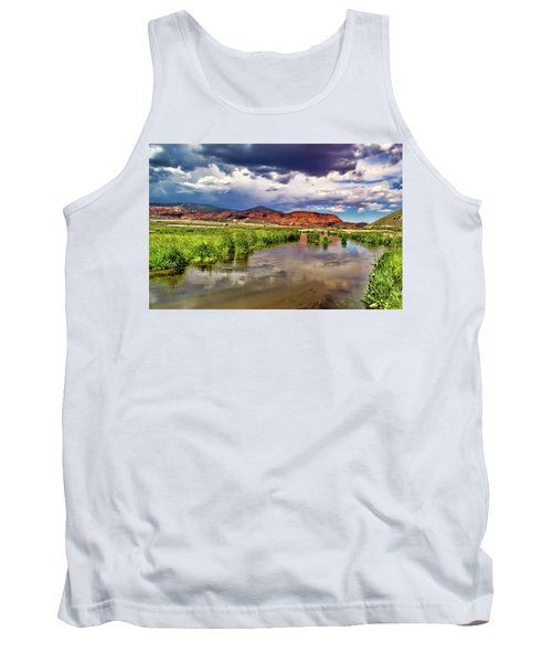 Mountain Lake Tank Top
