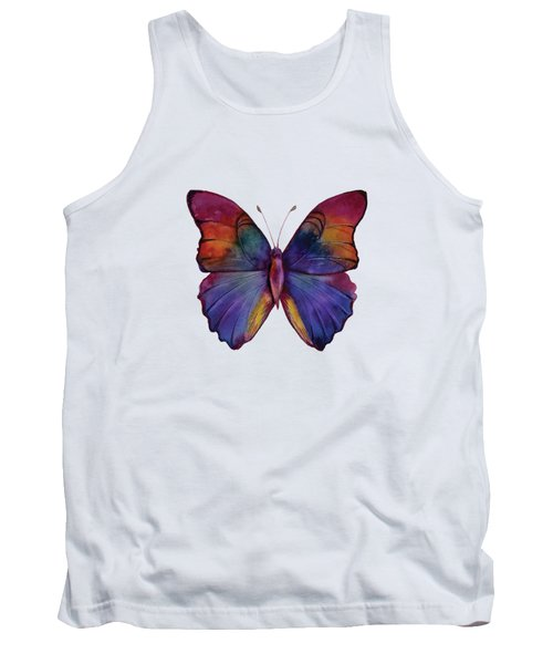 13 Narcissus Butterfly Tank Top