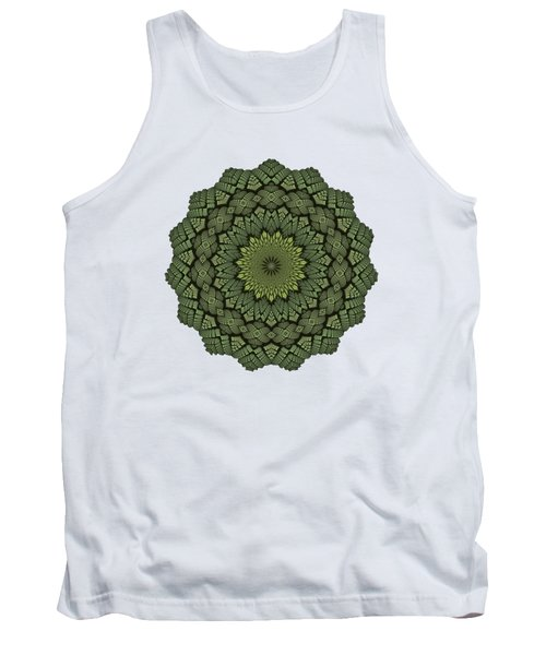15 Symmetry Celery Bulb Tank Top