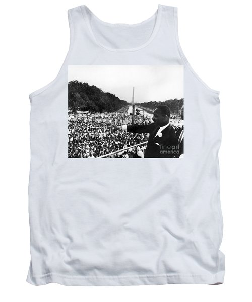 Martin Luther King, Jr Tank Top