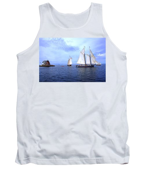 1871 Lewis R French Tank Top