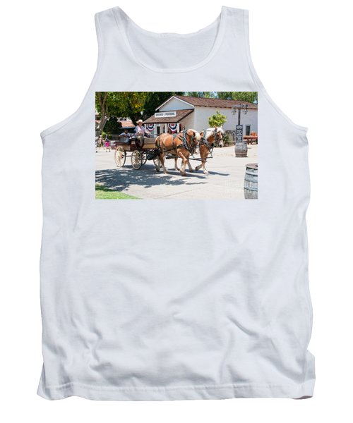 Old Town San Diego Tank Top
