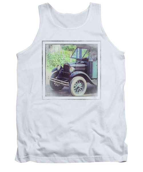 1926 Chevrolet One Tone Truck Tank Top