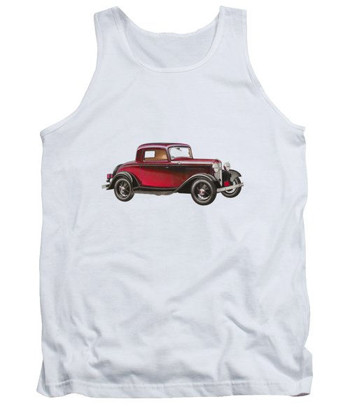 1932 Ford Deluxe Tank Top