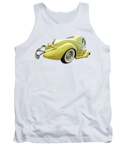 1935 Ford Coupe Tank Top by Gill Billington