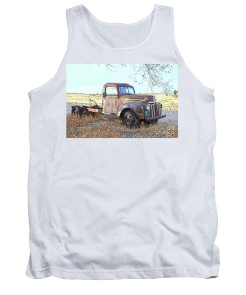 1940s Ford Farm Truck Tank Top
