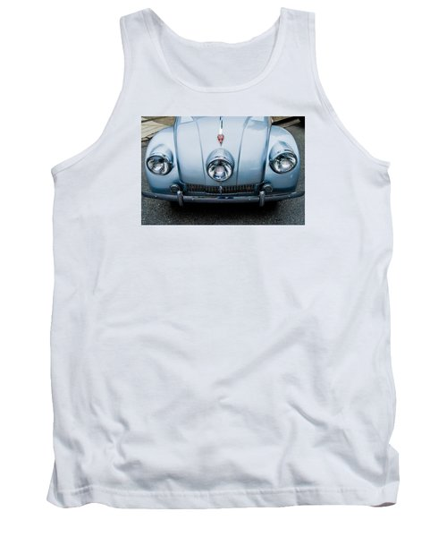 Tank Top featuring the photograph 1947 Tatra T87 by M G Whittingham