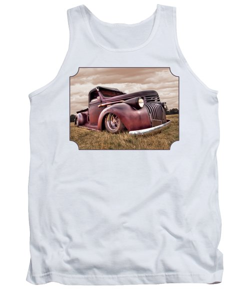 1941 Rusty Chevrolet Tank Top