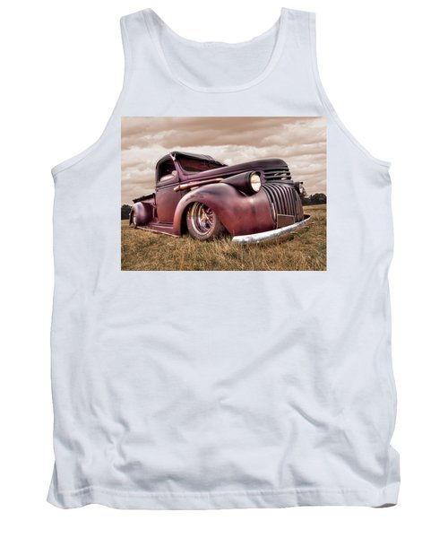 1941 Rusty Chevrolet Tank Top