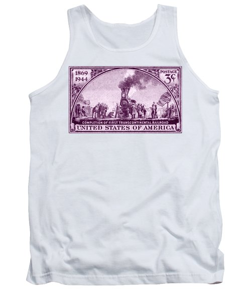 1944 Transcontinental Railroad Tank Top