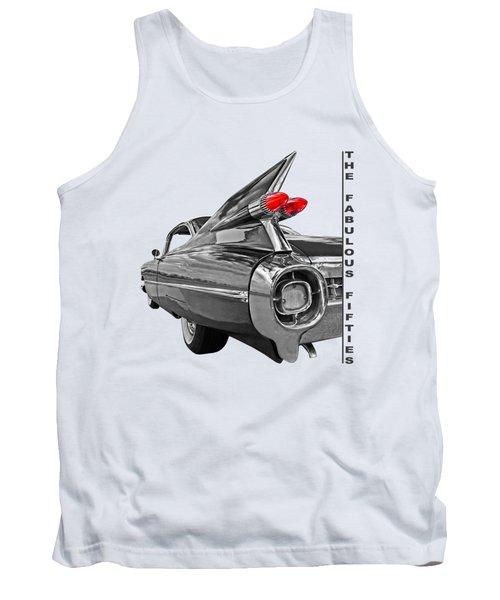 1959 Cadillac Tail Fins Tank Top