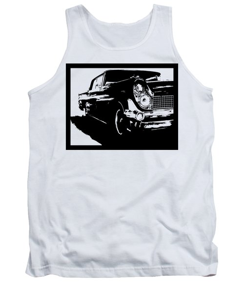 1959 Lincoln Continental Tee Tank Top