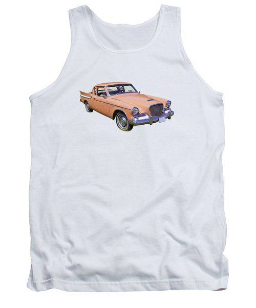 1961 Studebaker Hawk Coupe Tank Top