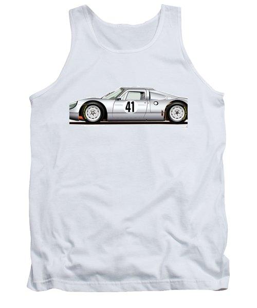 1964 Porsche 904 Carrera Gts Tank Top by Alain Jamar