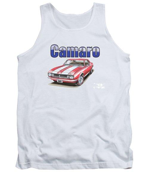 1967 Camaro Tank Top