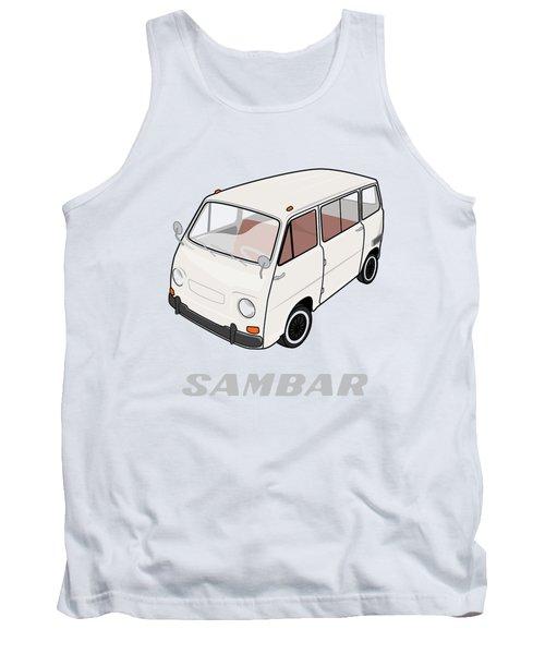 1970 Subaru Sambar Van Tank Top