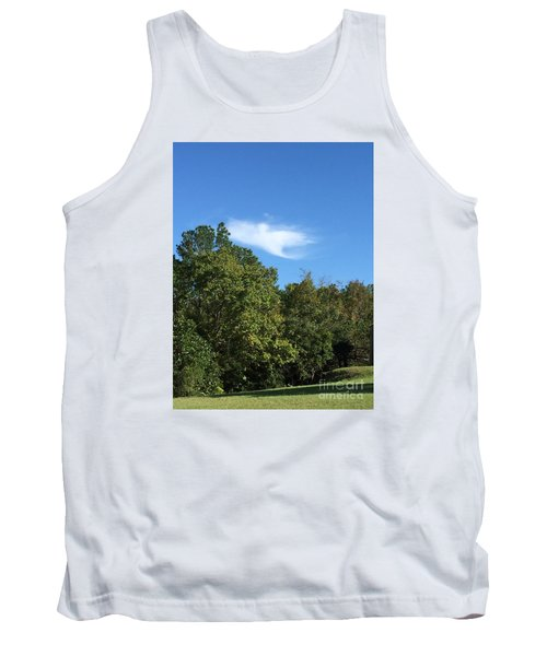 Angel Of Hope Tank Top