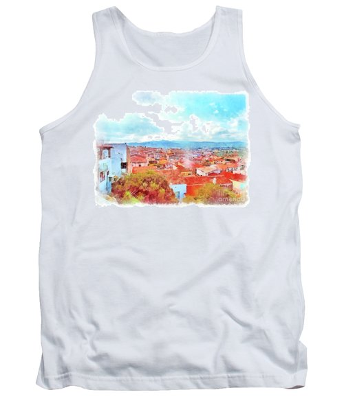 Arzachena View Tank Top