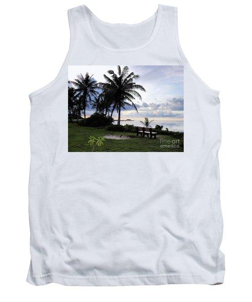 Asan Beach Guam Tank Top