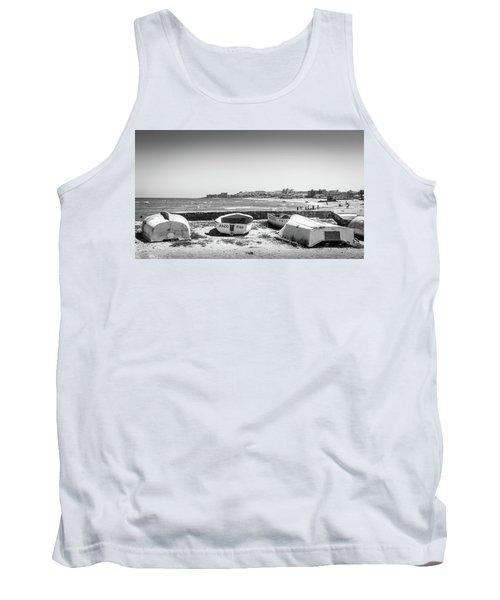 Boats. Tank Top
