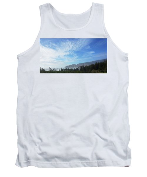 Cape Lookout Tank Top by Angi Parks