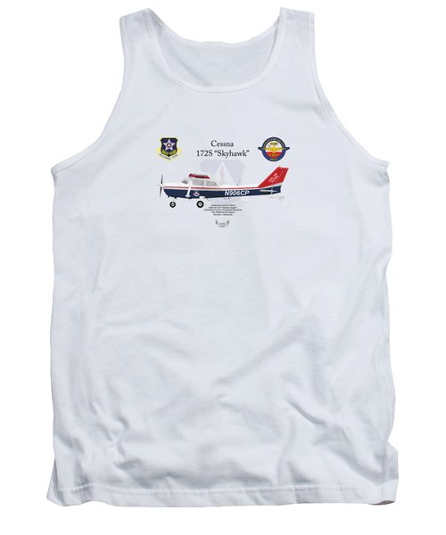 Cessna 172s Skyhawk Tank Top