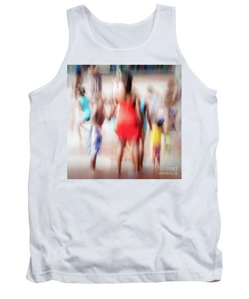 Cooling Off Tank Top