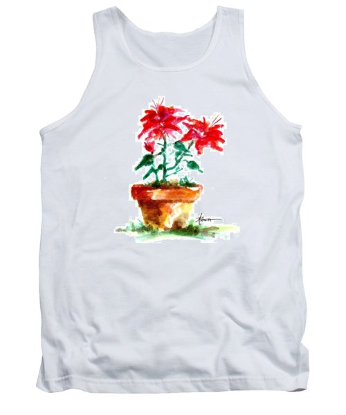 Cracked Pot  Tank Top