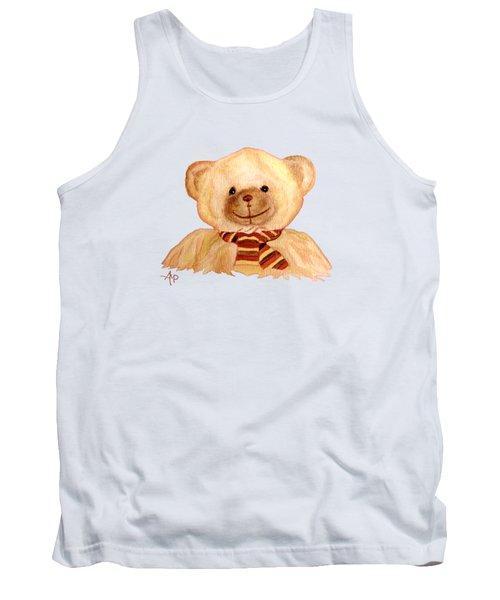 Cuddly Bear Tank Top