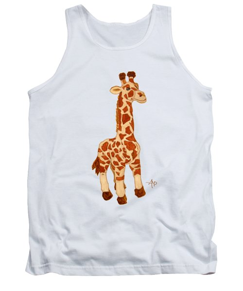 Cuddly Giraffe Tank Top