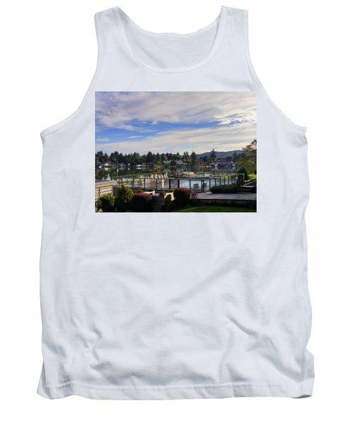 Devils Lake Oregon Tank Top