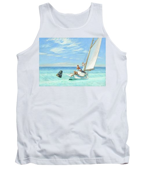 Ground Swell Tank Top