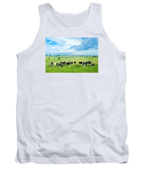 Happy Cows Tank Top