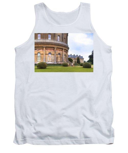 Ickworth House - England Tank Top