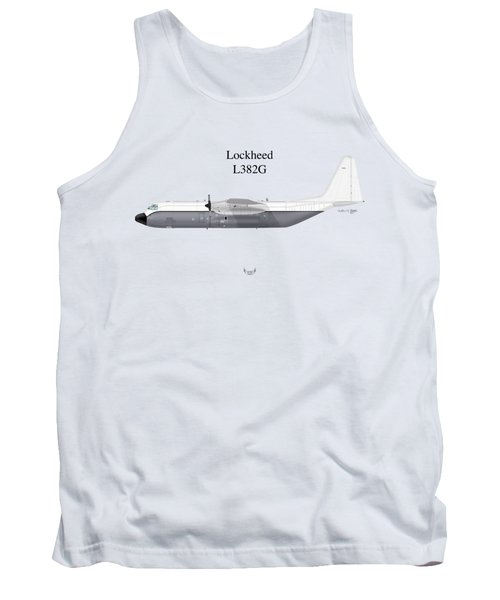 Lockheed L382g Tank Top