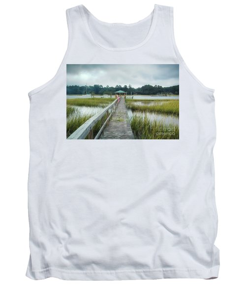 Lowcountry Dock Tank Top