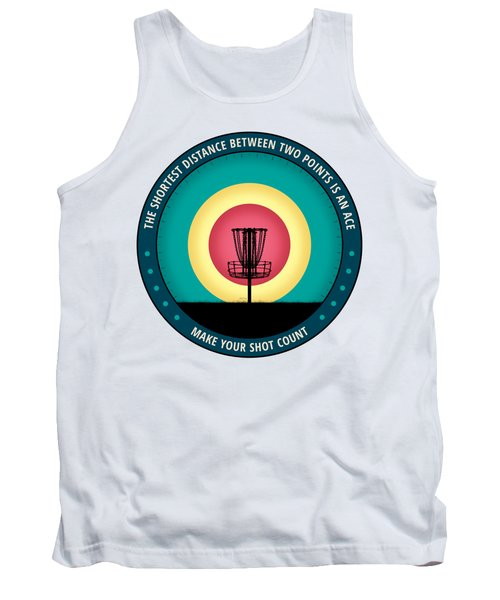 Make Your Shot Count Tank Top