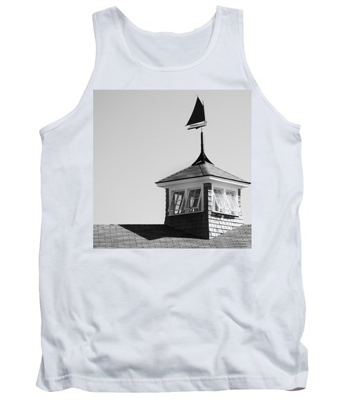 Nantucket Weather Vane Tank Top