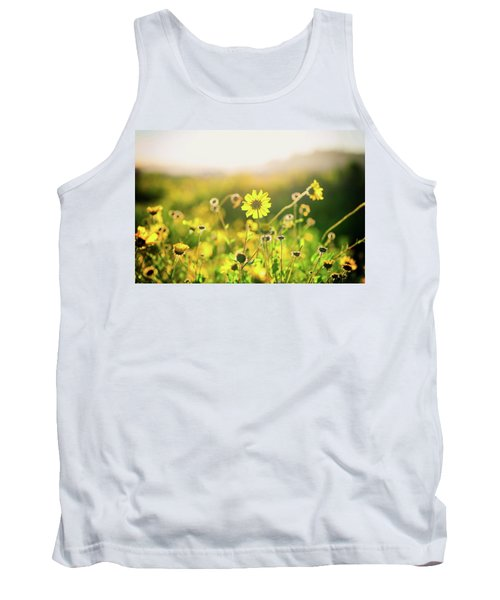 Nature's Smile Series Tank Top