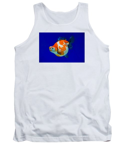 Pearl Scale Goldfish Tank Top