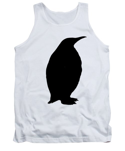 Penguin Tank Top by Mordax Furittus