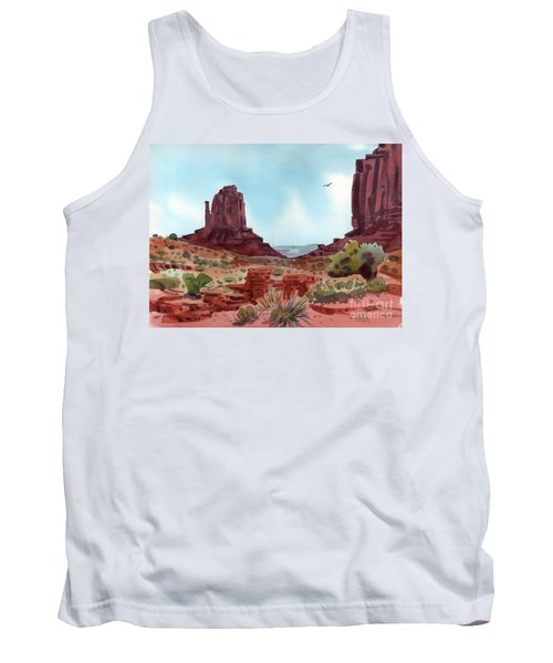 Right Mitten Tank Top