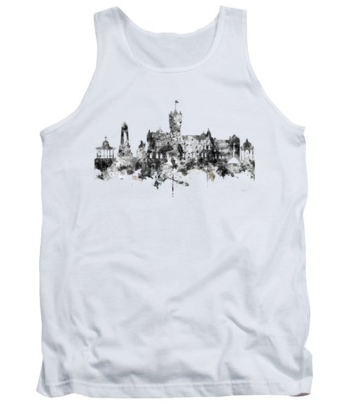 Rutherglen Scotland Skyline Tank Top