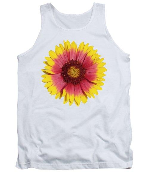 Spring Flower Tank Top