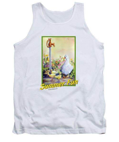 Summer Fun Tank Top