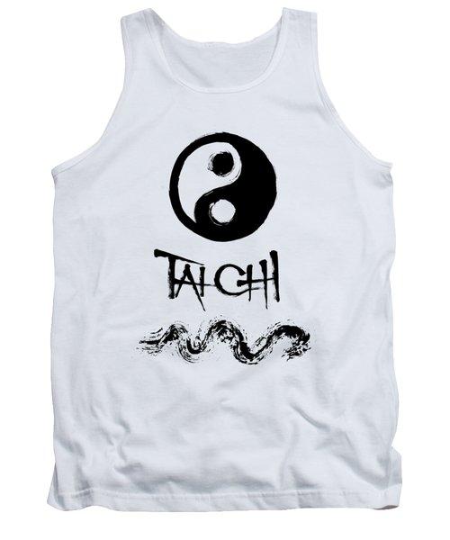 Tai Chi Tank Top