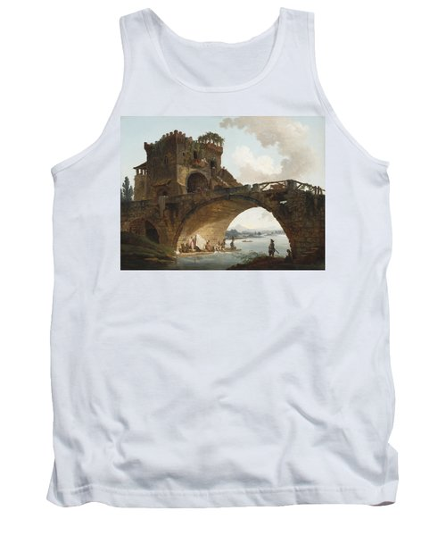 The Ponte Salario Tank Top