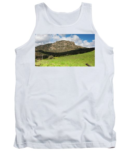 The Three Finger Mountain Tank Top