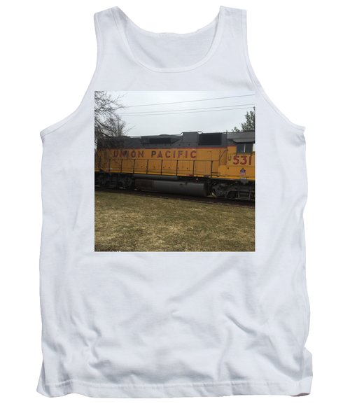 Train At The Ymca Tank Top