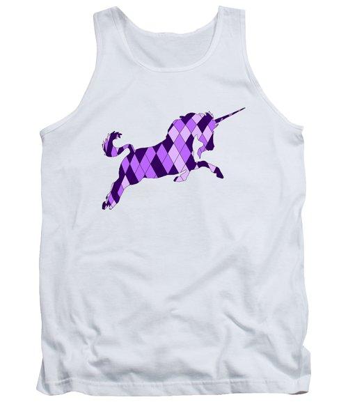 Unicorn Tank Top by Mordax Furittus